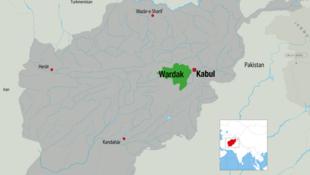 Pierre Borghi was freed in Wardak province, outside Kabul